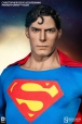 Superman statue Premium Format Christopher Reeve Sideshow