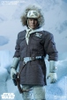 Star Wars Figurine Captain Han Solo Hoth Sideshow