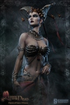 The Dead statue Premium Format Queen of the Dead Sideshow