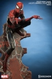 Spiderman classic Comiquette J Scott Campbell Collection Statue Sideshow