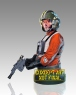 Star Wars buste Wedge Antilles Gentle Giant