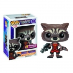 Les Gardiens de la Galaxie POP! 48 Bobble Head Ravagers Rocket Raccoon Funko