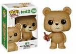 Ted 2 POP! Movies 188 Figurine Ted with Beer Funko