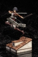 Attack on Titan statue Mikasa Ackerman DX Version Good Smile Company