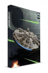 Star Wars cahier lumineux & sonore Faucon Millenium