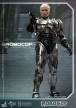 "RoboCop Battle Damaged Version Movie Masterpiece figurine 12"" Hot Toys"