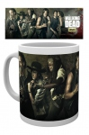 The Walking Dead mug saison 5 Rick, Daryl, Michonne