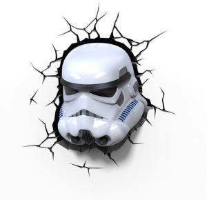 Star Wars - Lampe décorative 3D Stormtrooper