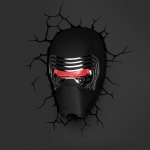 Star Wars Ep VII - Lampe décorative 3D Kylo Ren