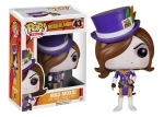 Borderlands POP! 43 Games Vinyl Figurine Mad Moxxi Funko