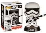 Star Wars épisode VII POP! 74 Bobble Head Stormtrooper & Blaster Limited Edition
