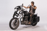 Walking Dead Daryl Dixon With Chopper figurine McFarlane