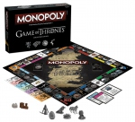 Game of Thrones jeu de plateau Monopoly Collectors Edition *ANGLAIS*