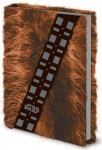 Star Wars carnet de notes Premium A5 Chewbacca