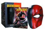 DC Comics réplique masque de Deathstroke & comic DC Collectibles Batman