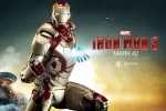 Iron Man Mark 42 Maquette Sideshow statue Marvel