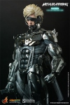 Metal Gear Rising Revengeance figurine Videogame Masterpiece Raiden Hot Toys