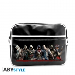 Assassin's Creed Sac Besace groupe Vinyle Abystyle