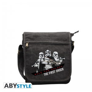 Star Wars Sac Besace Rule the Galaxy Captain Phasma & Stromtroopers Petit Format Abystyle
