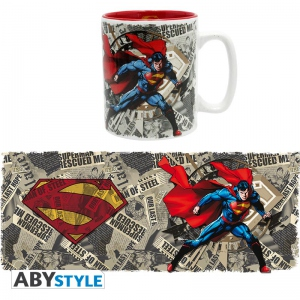 DC Comics Mug 460 ml Superman & logo Abystyle