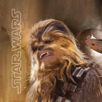 Star Wars Episode VII Coussin The Force Awakens Chewbacca 40 cm