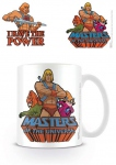 Masters of the Universe mug I Have The Power Musclor He-Man MOTU