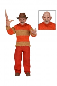 Nightmare On Elm Street figurine Retro Freddy Classic Video Game Appearance Neca