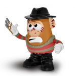 Mr Potato figurine Freddy Kruger