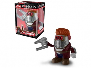 Mr Potato Star Lord Figurine Marvel gardiens de la galaxie