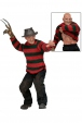 Nightmare On Elm Street 3 figurine Retro Freddy Krueger Neca