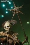 Court of the Dead statue Premium Format Xiall The Great Osteomancer Sideshow
