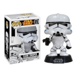 Star Wars POP! 21 Bobble Head Clone Trooper Black Box Re-Issue Funko