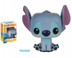 Lilo et Stitch POP! 159 figurine Stitch Flocked Limited Edition Seated Funko