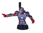 Iron Man Buste Iron Patriot Gentle Giant Marvel Comics