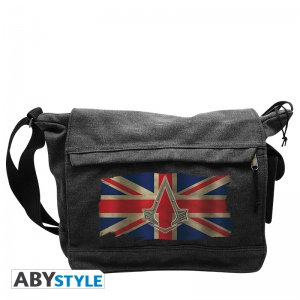 Assassin's Creed Syndicate Sac Besace Union Jack used Grand Format Abystyle