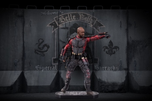 Suicide Squad statue Deadshot DC Collectibles