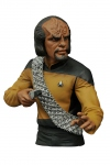 Star Trek TNG tirelire vinyle Lt. Worf Diamond Select