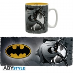 DC Comics Mug 460 ml Batman & logo Abystyle