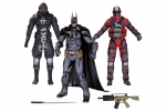 Batman Arkham Knight pack figurines Batman & Thugs DC Collectibles