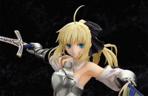 Fate/Stay Night statue Saber Lily Distant Avalon Good Smile Company