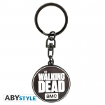 The Walking Dead Porte-Clés Logo Abystyle