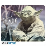Star Wars Tapis De Souris Yoda Great Warrior Abystyle
