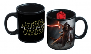 Star Wars Episode VII mug céramique Kylo Ren & Logo