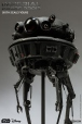 """Star Wars Empire strikes back figurine Imperial Probe Droid 12"""" Sideshow"""