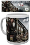 The walking dead Rick Grimes mug