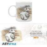 Star Wars Mug 320 ml BB-8 crayonné Abystyle