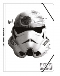 Star Wars Episode VII chemises à élastique A4 Stormtrooper