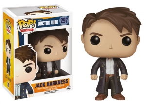 Doctor Who Figurine POP! Television 297 Jack Harkness Funko