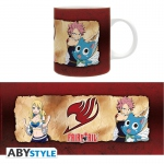 Fairy Tail Mug 320 ml Natsu, Lucy & Happy Abystyle
