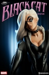 Marvel Comiquette statue Black Cat J. Scott Campbell Spiderman Collection Sideshow